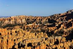 Национальный парк каньона Bryce, один из самых красивых парков в мире стоковые изображения