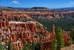 Национальный парк каньона Bryce, Юта, США стоковые изображения