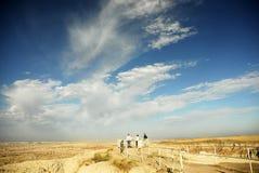 национальный парк неплодородных почв Стоковые Фотографии RF
