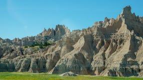 Национальный парк неплодородных почв стоковые изображения rf