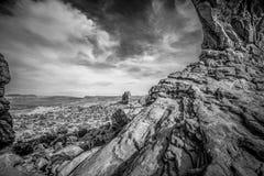 Национальный парк сводов в Юте - ЮТЕ, США - 20-ОЕ МАРТА 2019 стоковое изображение rf