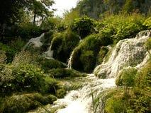 Национальный парк Хорватия озер Plitvice Стоковая Фотография