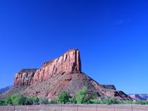 национальный парк Юта canyonlands Стоковые Фотографии RF