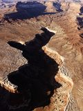 национальный парк Юта canyonlands Стоковая Фотография