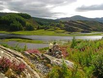национальный парк 02 cairngorm Стоковое Изображение RF