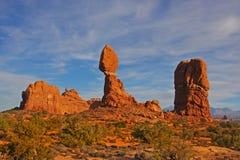 национальный парк 33 сводов Стоковое фото RF