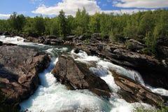 национальный парк abisko Стоковые Фото