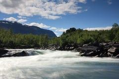 национальный парк abisko Стоковое Изображение RF