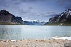национальный парк banff Стоковое Изображение RF