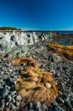 Национальный парк Bic в Квебеке, Канаде стоковые фото