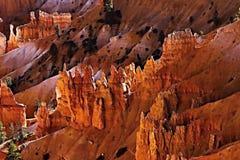 Национальный парк Brice стоковое фото rf