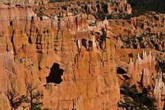 Национальный парк Brice стоковые изображения