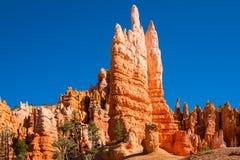 Национальный парк Bryce Стоковые Фотографии RF