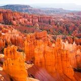 Национальный парк Bryce Стоковое фото RF
