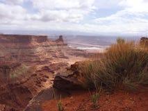 Национальный парк Canyonlands, Юта США Стоковые Фотографии RF