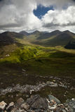 национальный парк connemara Стоковые Фотографии RF