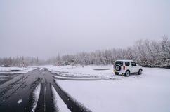 Национальный парк Daisetsuzan Стоковые Фотографии RF