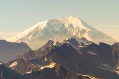Национальный парк Denali - Аляска стоковые изображения rf