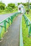 национальный парк etang грандиозный Стоковая Фотография RF