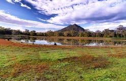 национальный парк grampians Стоковые Изображения RF