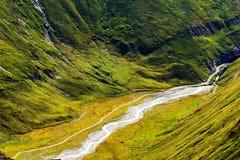 национальный парк hohe tauern Стоковое Фото