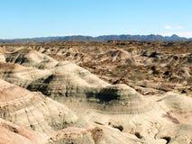 национальный парк ischigualasto Стоковое Изображение