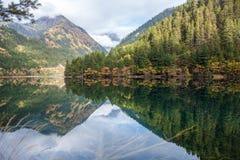 Национальный парк Jiuzhaigou Стоковые Изображения