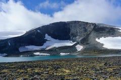 Национальный парк Jotunheimen - Норвегия стоковые изображения rf
