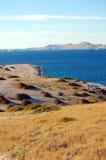 национальный парк kornati Стоковые Изображения RF