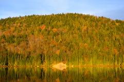 Национальный парк Mont Tremblant стоковое изображение