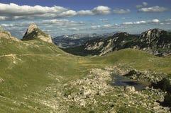 национальный парк montenegro durmitor Стоковые Изображения