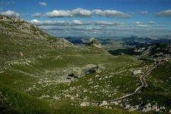национальный парк montenegro durmitor Стоковое фото RF
