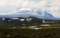 национальный парк padjelanta Стоковое Фото