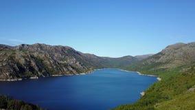 Национальный парк Peneda Geres сток-видео