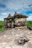 Национальный парк Phu Pha Thoep в Таиланде Стоковые Изображения RF