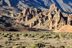 Национальный парк Teide Стоковое Изображение RF