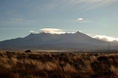 Национальный парк Tongariro Стоковое Изображение RF