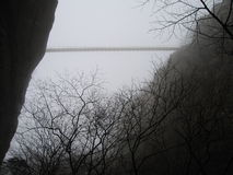 национальный парк wolchulsan Стоковое фото RF
