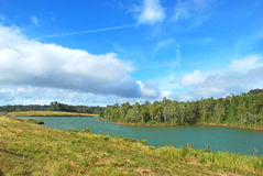 национальный парк yai ландшафта khao пущи стоковое изображение