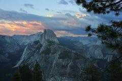 Национальный парк Yosemite, Америка Стоковые Фотографии RF