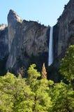 Национальный парк Yosemite, Невада в Северной Америке Стоковые Изображения