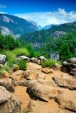 национальный парк yosemite стоковая фотография