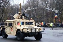 Национальный праздник Румынии 2017 Стоковое Изображение