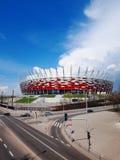 национальный стадион warsaw Польши Стоковые Изображения RF