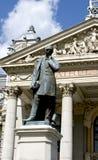 национальный театр iasi Стоковое фото RF