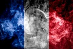 Национальный флаг франция Стоковые Изображения RF