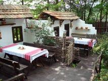 национальный ukrainian пейзажа Стоковая Фотография