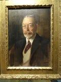 Национальная галерея портрета: Джордж 5 Стоковое Изображение RF