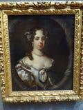 Национальная галерея портрета: Ферзь Катрин Braganza стоковое изображение