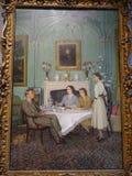 Национальная галерея портрета стоковое изображение rf